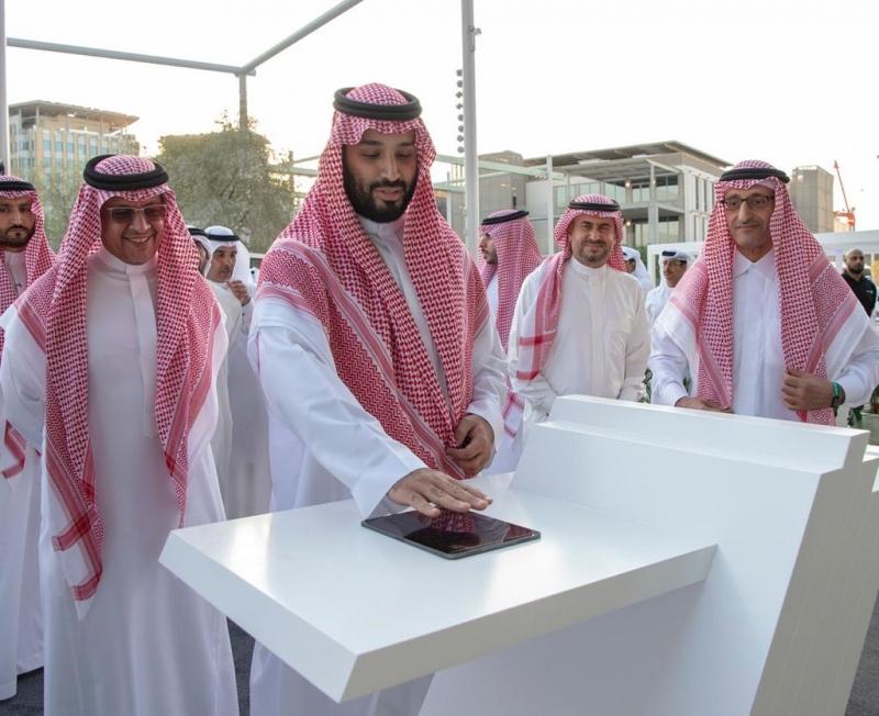 محمد بن سلمان وولي عهد #دبي يدعمان إكسبو 2020 - المواطن