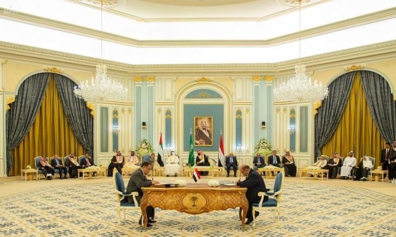 المقترح السعودي ينهي الخلاف بين الحكومة اليمنية والانتقالي ويحقن الدماء