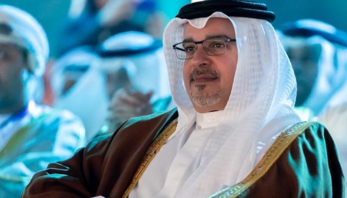 ولي عهد البحرين يحضر سباق فورمولا إي