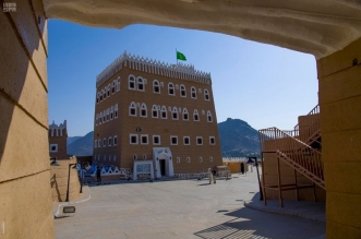 شاهد بالصور.. قصر العان التاريخي بنجران - المواطن