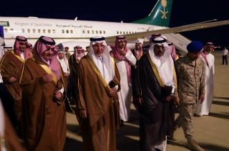 الفيصل يصل الظهران لإطلاق مؤتمر الفكر العربي - المواطن