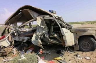 قتيل بانفجار لغم حوثي بسيارة إسعاف بالحديدة - المواطن