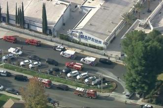 إصابات في إطلاق نار بمدرسة بكاليفورنيا - المواطن