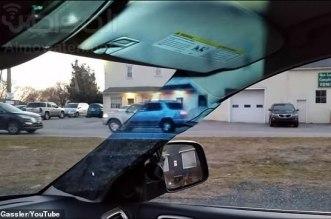 فيديو.. اختراع يقضي على النقطة العمياء في السيارة - المواطن