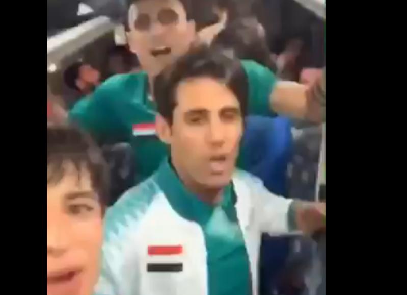لاعبو العراق: وطننا ما نبيعه