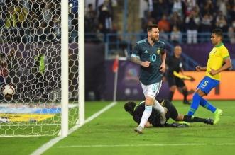 أبرز الإحصائيات بعد مباراة الأرجنتين والبرازيل - المواطن