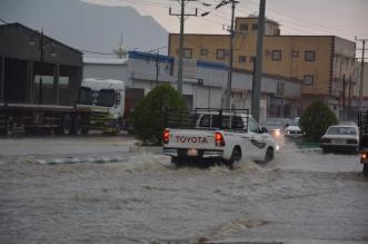 الإنذار المبكر يحذر أهالي جازان وعسير من البرد والسيول - المواطن