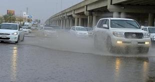 المسند يتوقع هطول أمطار على ثلاث مناطق