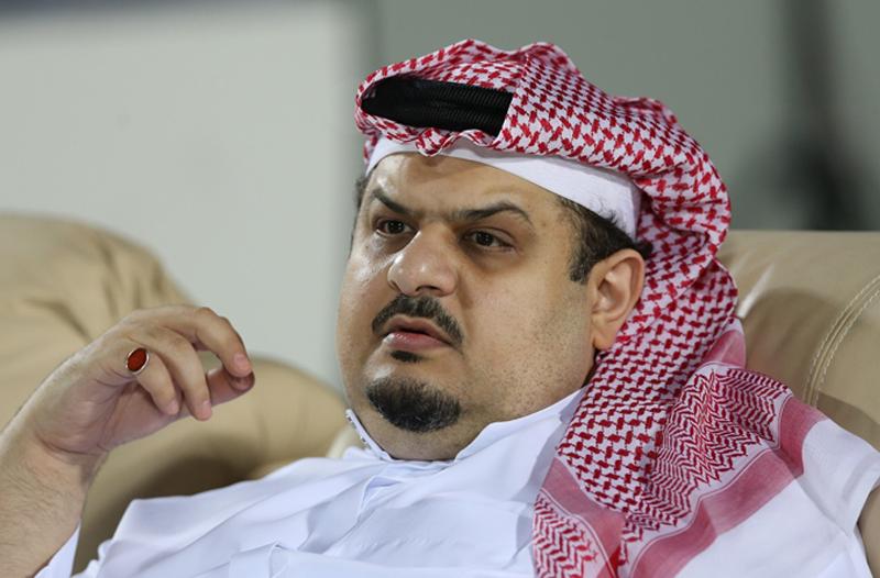 عبدالرحمن بن مساعد يحذر من حساب ينتحل صفة الأميرة عادلة بنت عبدالله