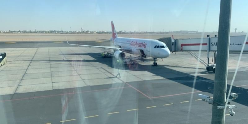 العربية للطيران تخسر 239 مليون درهم مع انهيار السفر