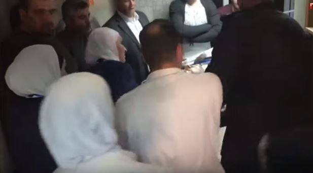 أول فيديو بعد حادث طعن السياح في الأردن