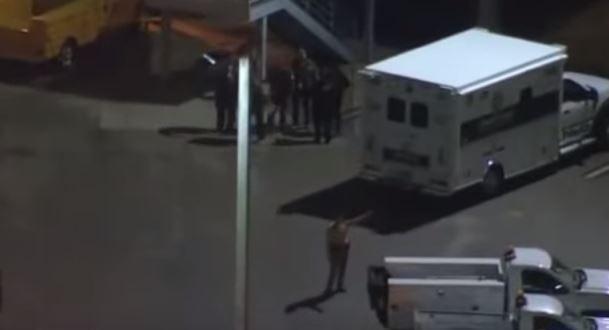 إطلاق نار على متسلل بمطار أمريكي