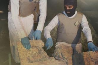 صورة من الميدان لرجال مكافحة المخدرات - المواطن