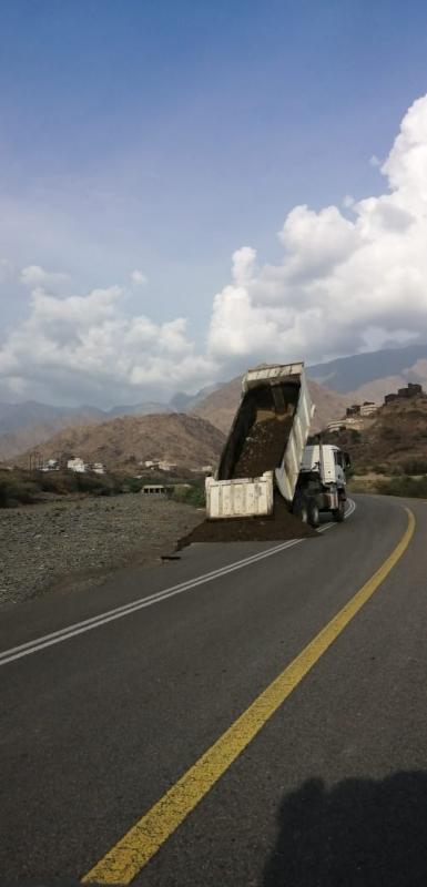 السيول تكشف هشاشة مشروع وادي ثمران بتهامة - المواطن