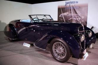 ديلاهاي 1936 النادرة بمعرض الرياض للسيارات - المواطن