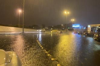 أمطار على أبها والضباب يعرقل حركة المرور - المواطن