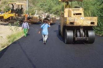مشروعات تطويرية وخدمية برجال ألمع - المواطن