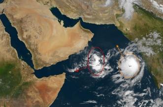 بسرعة 95 عقدة.. تطور مفاجئ في إعصار مها - المواطن