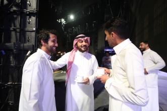 فيديو وصور.. لقطات من بروفات ليلة سهم في موسم الرياض - المواطن