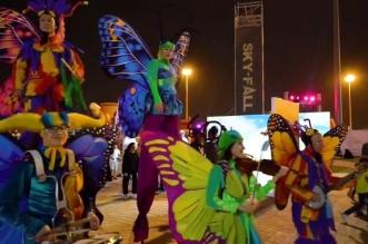 منطقة الملز تفتح أبوابها لجمهور موسم الرياض - المواطن