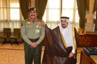 أمير الرياض يقلد اللواء الهباس رتبته الجديدة - المواطن