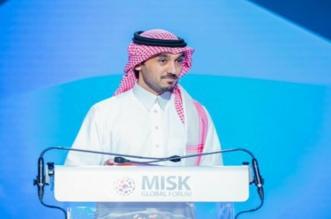 عبدالعزيز الفيصل في مقدمة مستقبلي أبطال الهلال - المواطن
