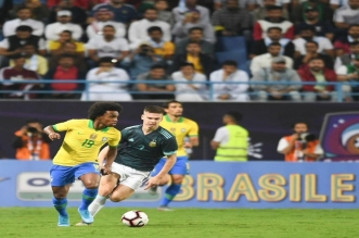 البرازيل تخسر للمرة الأولى بـ الملاعب السعودية - المواطن