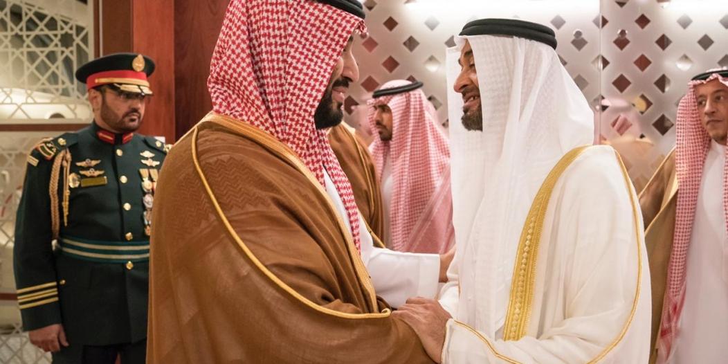 أسماء الوفد المرافق للأمير محمد بن سلمان في زيارته للإمارات