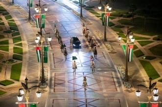 شاهد.. احتفاء ومراسم استقبال رسمية لولي العهد في قصر الوطن - المواطن