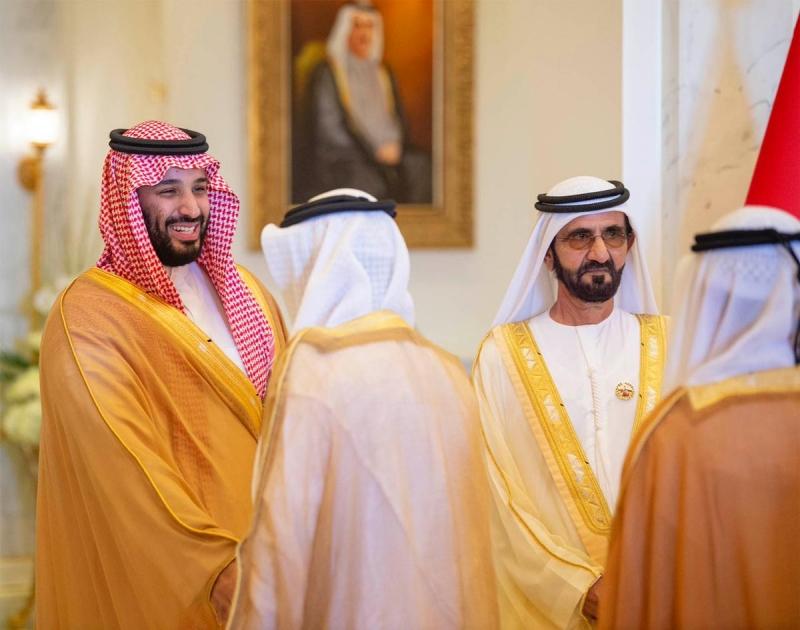 نائب رئيس #الإمارات: محمد بن سلمان يغير تاريخ المنطقة - المواطن