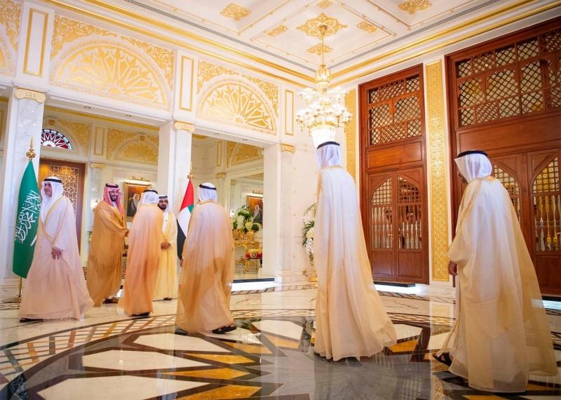 في قصر زعبيل.. محمد بن راشد يبحث العلاقات الثنائية مع ولي العهد - المواطن