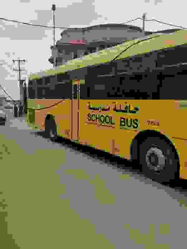 سائق حافلة مدرسية ينقذ حياة طالبات بجازان من التماس كهربائي - المواطن