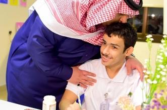محمد بن عبدالرحمن يزور مركز رعاية حالات التوحد - المواطن