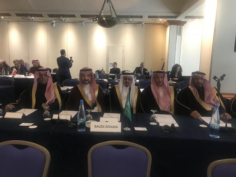 اختتام مؤتمر برلمانات الدول الأوربية بمشاركة الشورى