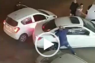 فيديو يلخص قصة سرقة مرسول .. 3 لصوص والضحية مندوب توصيل - المواطن
