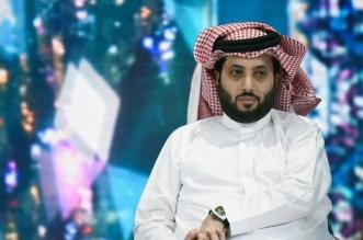 تركي آل الشيخ رئيس هيئة الترفيه
