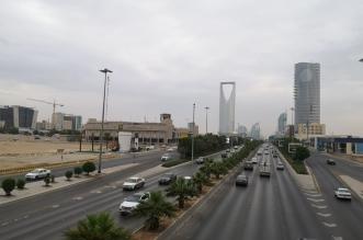 منخفض عملاق يؤثر على السعودية وأجواء باردة جدًا مع أمطار - المواطن