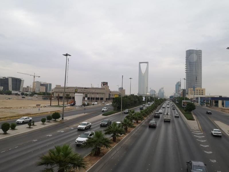 استقرار جوي يسود الأجواء عدا #الشرقية و #الرياض