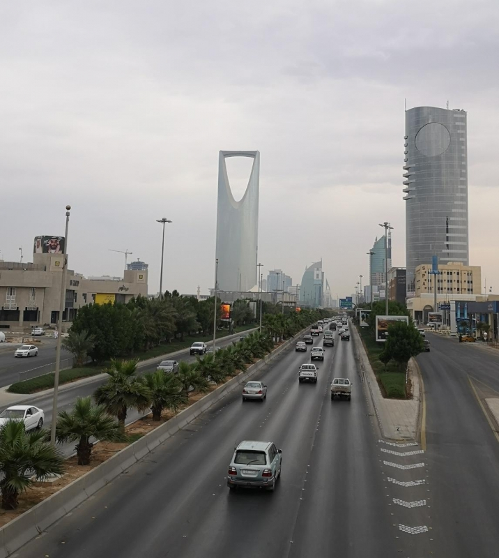 انطلاق مشاريع التشجير ضمن برنامج الرياض الخضراء