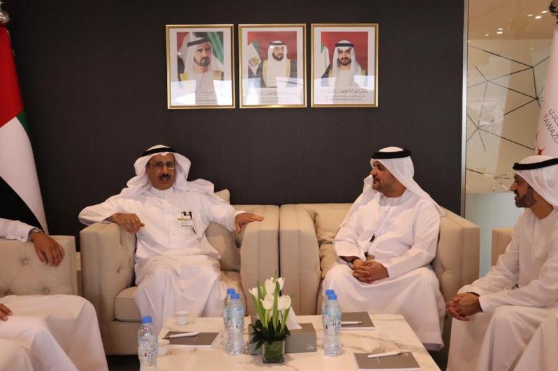 منتجات المملكة تجذب زوار معرض دبي للطيران