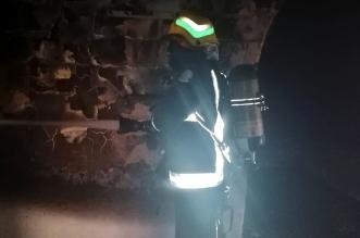 وفاة و4 إصابات في حريق منزل بالمدينة - المواطن