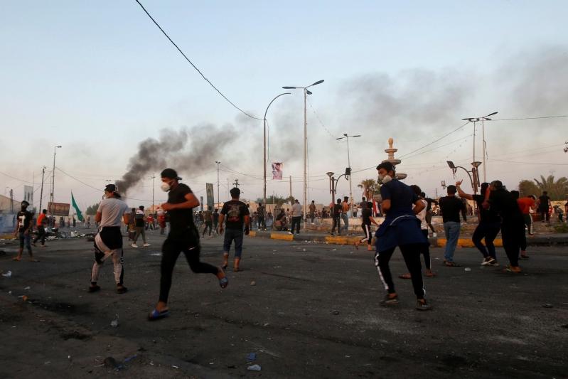 واشنطن: نراقب عن كثب التطورات في العراق