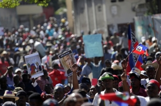 صور.. 42 قتيلًا على الأقل خلال الاحتجاجات في هايتي - المواطن