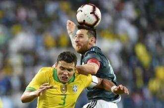 نجم البرازيل لـ ميسي: أظهر الاحترام! - المواطن