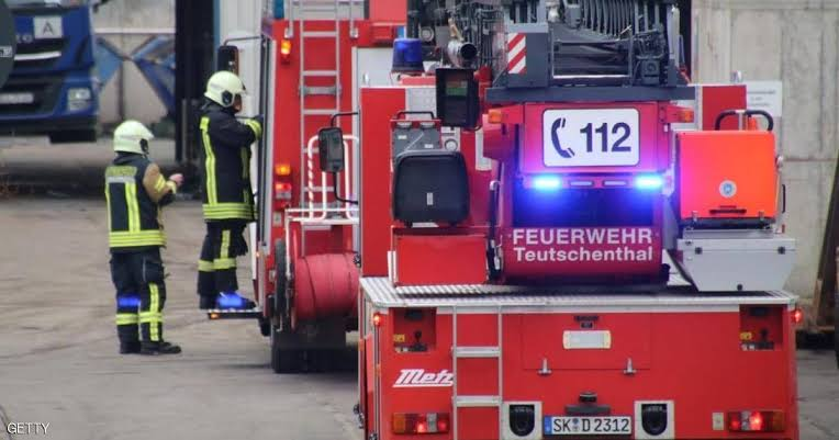 إصابتان واحتجاز 35 شخصًا في انفجار منجم بألمانيا