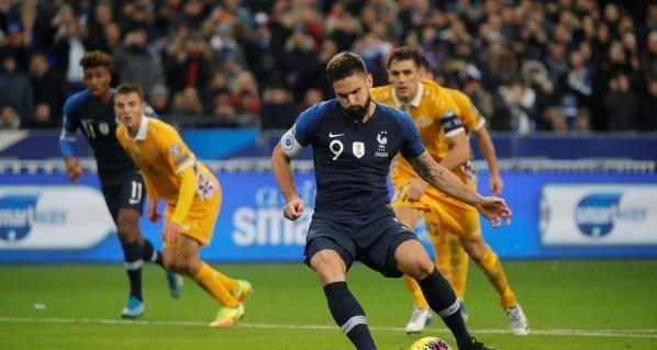 فرنسا تتأهل لـ يورو 2020