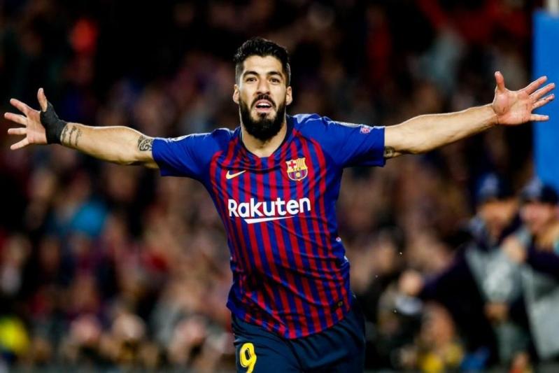 لويس سواريز قريب من مغادرة برشلونة
