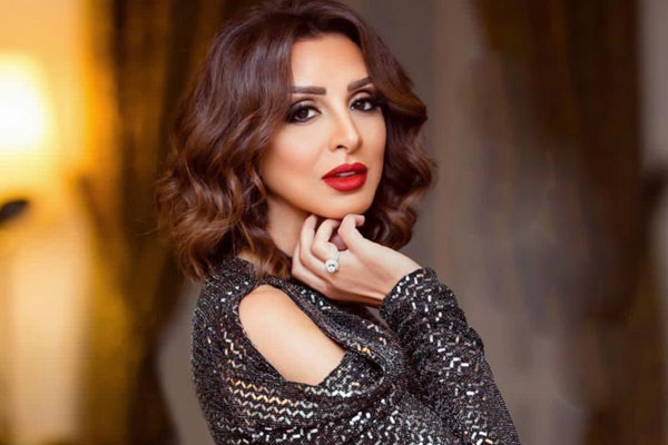 كلمة مؤثرة من أنغام إلى الجمهور الكويتي: بحبكم أوي