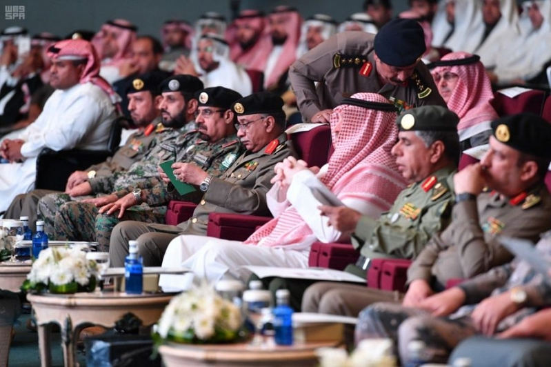 الداخلية تقيم ندوة الأمن حق إنساني في #الرياض