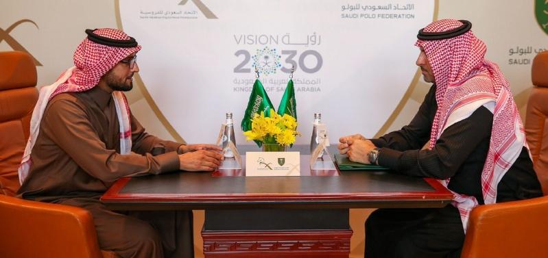 اتفاقية تعاون بين اتحادي الفروسية والبولو - المواطن